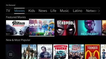 XFINITY on Demand TV Spot, 'Let's Watch a Movie' - Thumbnail 9