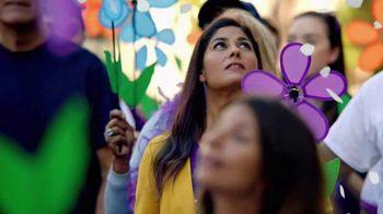 Walk to End Alzheimer's TV Spot, 'Imagine'