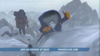 Progressive TV Spot, 'The Climb' - Thumbnail 4