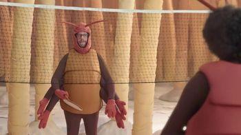 GEICO TV Spot, 'Fleas Playing Badminton' - Thumbnail 7