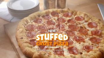 Chuck E. Cheese's TV Spot, 'Mom Friendly: Stuffed Crust Pizza' - Thumbnail 8
