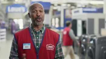 Lowe's TV Spot, 'The Moment: Grocery List' - Thumbnail 4