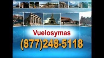 Vuelosymas.com TV Spot, 'Boletos de avión y hoteles' [Spanish] - Thumbnail 10