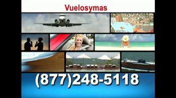 Vuelosymas.com TV Spot, 'Boletos de avión y hoteles' [Spanish] - Thumbnail 4