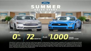 Ford Summer Sales Event TV Spot, 'Secret Spot: SYNC 3' Song by Owl City [T2] - Thumbnail 8