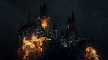 Universal Studios Hollywood TV Spot, 'Nighttime Lights at Hogwarts Castle'