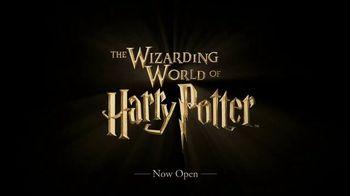 Universal Studios Hollywood TV Spot, 'Nighttime Lights at Hogwarts Castle' - Thumbnail 9