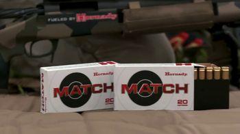 Hornady Match Ammunition TV Spot, 'Precision' - Thumbnail 4