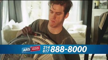 ARS Rescue Rooter TV Spot, 'Free Air Conditioner Service Call' - Thumbnail 2