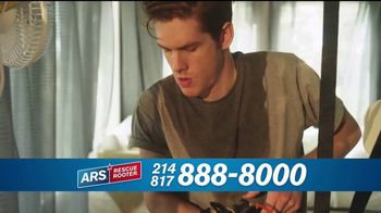 ARS Rescue Rooter TV Spot, 'Free Air Conditioner Service Call' - Thumbnail 3