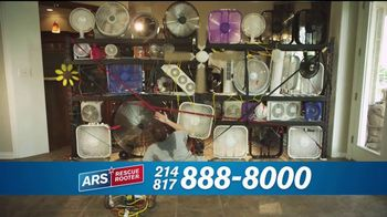 ARS Rescue Rooter TV Spot, 'Free Air Conditioner Service Call' - Thumbnail 6