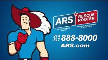 ARS Rescue Rooter TV Spot, 'Free Air Conditioner Service Call' - Thumbnail 7