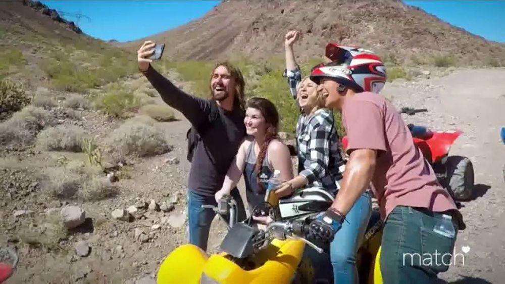 Match.com TV Commercial, 'Summer Bucket List Series: ATV Adventure'