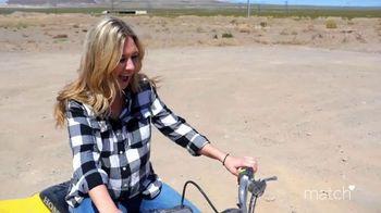 Match.com TV Spot, 'Summer Bucket List Series: ATV Adventure' - Thumbnail 1