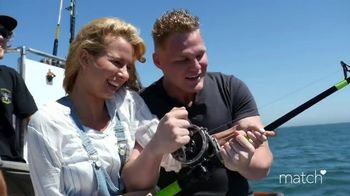 Match.com TV Spot, 'Summer Bucket List Series: Sport Fishing' - Thumbnail 3