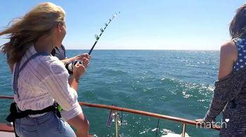 Match.com TV Spot, 'Summer Bucket List Series: Sport Fishing' - Thumbnail 4