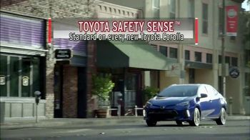 2017 Toyota Corolla TV Spot, 'Evolutionary Safety Features' [T1] - Thumbnail 5