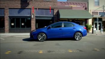 2017 Toyota Corolla TV Spot, 'Evolutionary Safety Features' [T1] - Thumbnail 6
