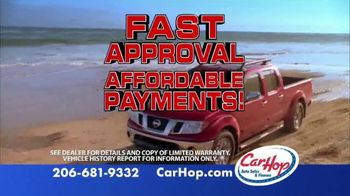 CarHop Auto Sales & Finance Summer Celebration TV Spot, 'Saying Yes' - Thumbnail 3