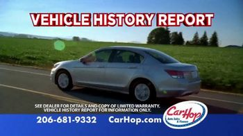 CarHop Auto Sales & Finance Summer Celebration TV Spot, 'Saying Yes' - Thumbnail 4