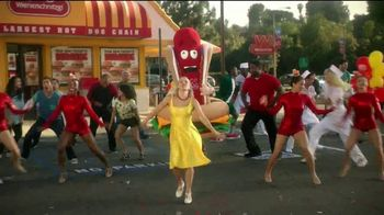 Wienerschnitzel TV Spot, 'New Bigger and Better Burgers'