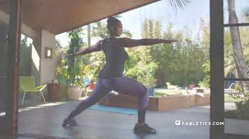 Fabletics.com 4th of July Sale TV Spot, 'Lightest Leggings' - Thumbnail 6