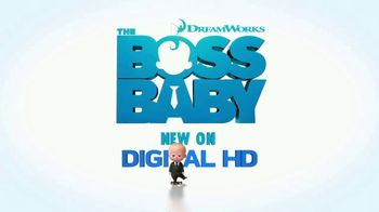 The Boss Baby Home Entertainment TV Spot - Thumbnail 1