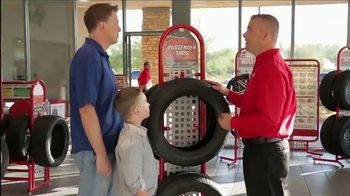 Discount Tire TV Spot, 'Different Tires'