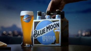 Blue Moon Belgian White TV Spot, '21 Years Revised EL'
