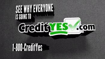 Credit YES Car Loan TV Spot, 'Sweet Ride'