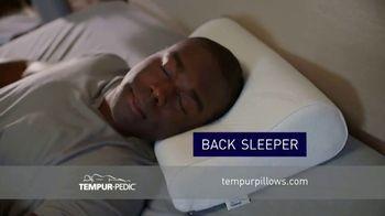 Tempur-Pedic Pillows TV Spot, 'Quality of Sleep' - Thumbnail 3
