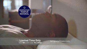 Tempur-Pedic Pillows TV Spot, 'Quality of Sleep' - Thumbnail 4