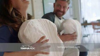 Tempur-Pedic Pillows TV Spot, 'Quality of Sleep' - Thumbnail 6