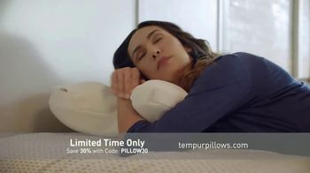 Tempur-Pedic Pillows TV Spot, 'Quality of Sleep' - Thumbnail 8