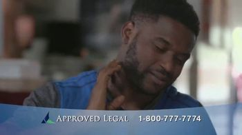 Approved Legal Hotline TV Spot, 'Car Collision' - Thumbnail 1