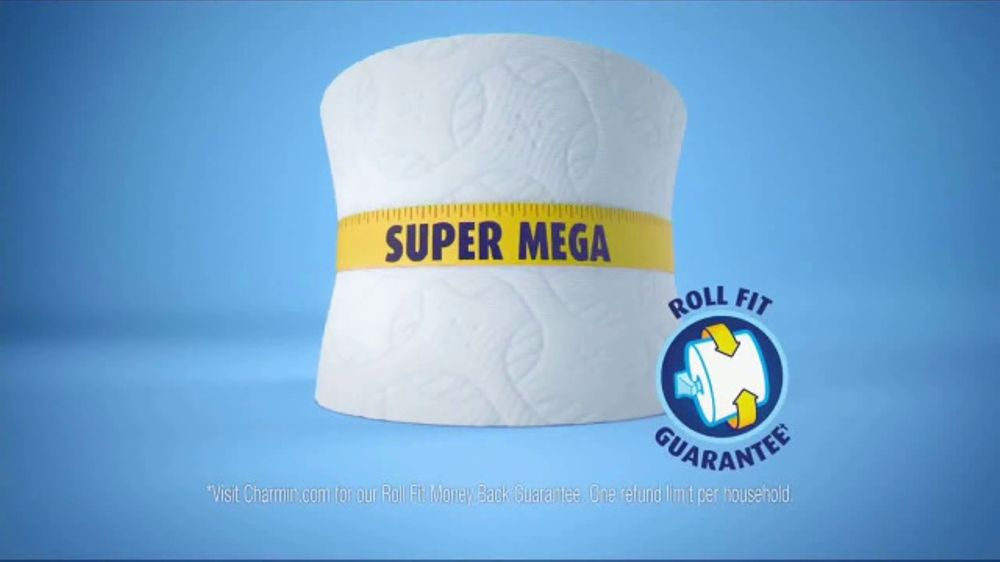 Charmin Super Mega Roll Tv Commercial A Lot Of Toilet