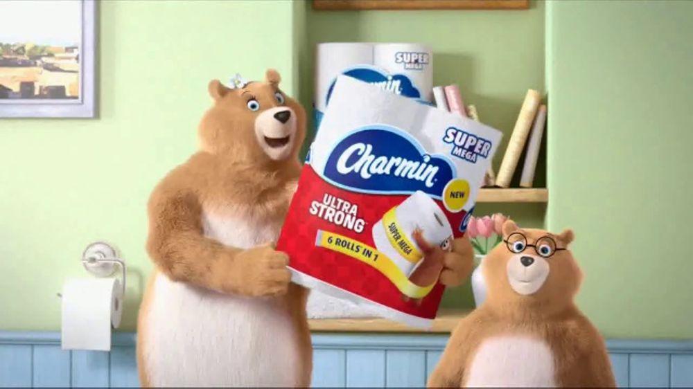 Charmin Super Mega Roll Tv Commercial A Lot Of Toilet
