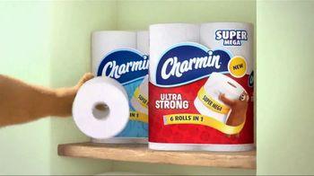 Charmin Super Mega Roll TV Spot, 'A Lot of Toilet Paper' - Thumbnail 4