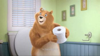 Charmin Super Mega Roll TV Spot, 'A Lot of Toilet Paper' - Thumbnail 5