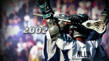 2017 Major League Lacrosse Championship TV Spot, 'Witness History' - Thumbnail 1