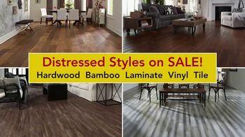 Lumber Liquidators TV Spot, 'Distressed Looks' - Thumbnail 3