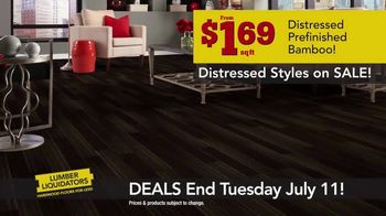 Lumber Liquidators TV Spot, 'Distressed Looks' - Thumbnail 5