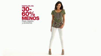 Macy's La Venta de un Día TV Spot, 'Ropa y joyas' [Spanish] - Thumbnail 4