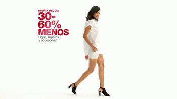 Macy's La Venta de un Día TV Spot, 'Ropa y joyas' [Spanish] - Thumbnail 5