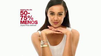Macy's La Venta de un Día TV Spot, 'Ropa y joyas' [Spanish] - Thumbnail 6