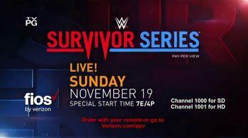 WWE: Survivor Series thumbnail