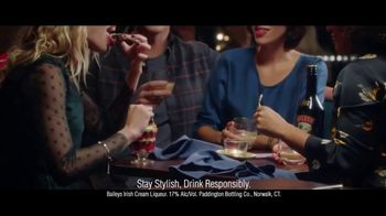 Baileys Irish Cream TV Spot, 'Spoil Your Designated Driver' - Thumbnail 7