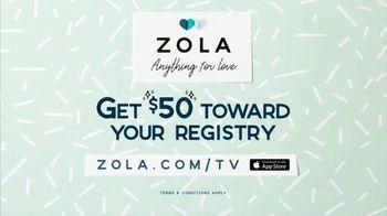 Zola TV Spot, 'Limitless' - Thumbnail 10