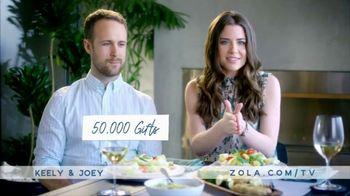 Zola TV Spot, 'Limitless' - Thumbnail 3
