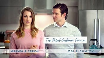 Zola TV Spot, 'Limitless' - 2247 commercial airings